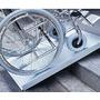 Rampa Enrollable De Aluminio Para Discapacitados - 1,50mts