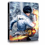 The King Of Fighters Xiv Steelbook Edition Ps4 Nuevo