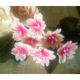 Flores De Fondant Azucar Comestibles P/tortas Cerezos Sakura