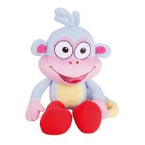 Pelúcia Macaco Botas Do Desenho Dora Aventureira Multibrink