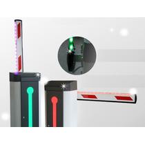 Brazo Recto De 3 Metros/compatible Con Barrera Led Derecha 7
