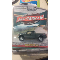 Greenlight Coleccion Serie All Terrain Ford F150 2015