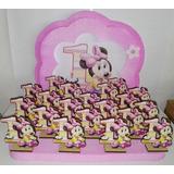 20 Souvenirs + Maqueta Minnie Mi Primer Añito