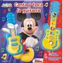La Casa De Mickey Mouse: Canta Y Toca La Guitarra (en Papel