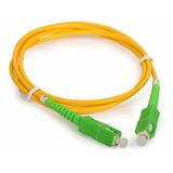 Patch Cord Fibra Optica 15 Metros Para Modem De Antel Zte