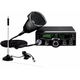 Rádio Px Cobra 25 Lx + Antena Px Cb-20 Voyager Novo Na Caixa