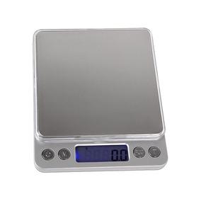 Mini Balança Digital De Alta Precisão Pesa De 0,1g - 2000g
