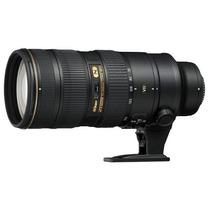Lente Nikon 70-200mm F/2.8g Ed Af-s Vr Ii Nota E Garantia