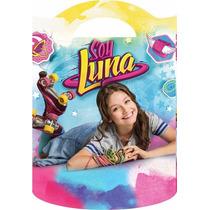 Bolsitas Golosineras Souvenir De Carton X 10 Und. Soy Luna