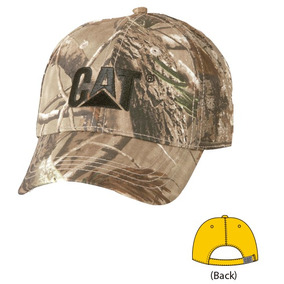 Gorra Cat Realtree Xtra C - W01791-10520
