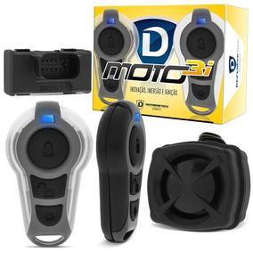 Alarme De Moto 3i Defender Tech Universal Partida No Control