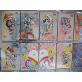 1055 Cartões Telefônicos