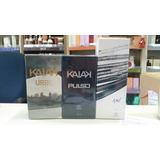 Kit C/ 3 Perfumes : Kaiak Urbe, Pulso E Amó