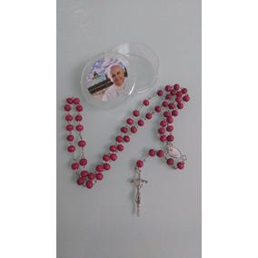 Rosarios Con Aroma A Pétalos De Rosa Papa Francisco