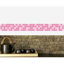 Adesivo Azulejo Pastilha Decorativa Box De Banheiro Cozinha