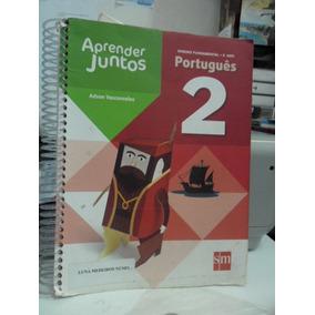 Livro Aprender Juntos Português - 2 Ano Ed 2013