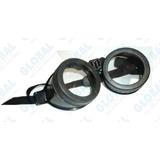 Óculos De Proteção Epi Segurança Soldador Ledan Redondo