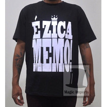 Camiseta-camisa-blusa Damassaclan - Dmc - É Zica Memo !
