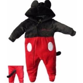 Mameluco Disney,mickey Mouse. De 0 A 18 Meses.