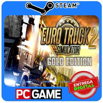 Euro Truck Simulator 2 Gold Edition Steam Cd-key Global