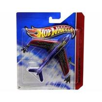 Hot Wheels Aviões Skybusters Battle Raptor - Mattel