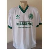 Camisa Retrô Palmeiras Cassino - Colecionador Rertô