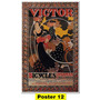Poster Vintage 30x40 - Ciclismo