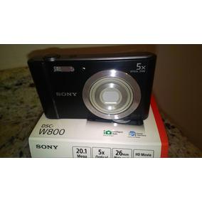 Cámara Sony Cyber- Shot Modelo Dsc-w800