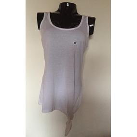 Camiseta Mujer Nautica Sin Mangas Talla M