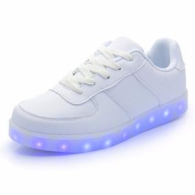 Zapatillas Led Usb 7 Colores! Unisex Imortadas!!! Entrega Ya