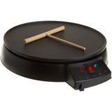 Maquina Crepes Panqueques Tortilla 30 Cm Electrica + Receta