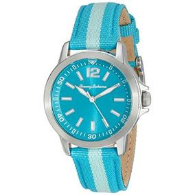 Tommy Bahama Island Breeze Relax (aire) Reloj De Acero Ino