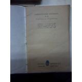 Libro Constitucion Nacional De La Republica Argentina
