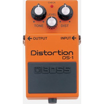 Pedal Boss Ds-1 Distortion Musical Store