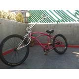 Bicicleta Low Rider Cruiser Chola Mujer