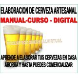 Cursos Manual Elaboración De Cervezas Artesanales