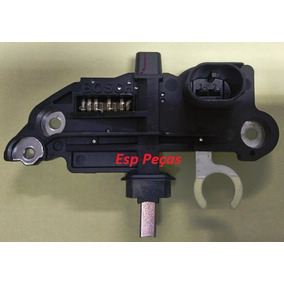 Regulador De Voltagem Bosch Audi Volks F000rs0103 F00ma45303