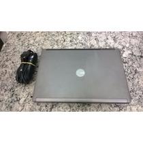 Notebook Dell Latitude D620 Completo Com Cd E Manuais