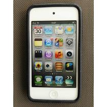 Ipod Touch 8gb 4a Gen Audifonos Cargador Funda Gel Seminuevo