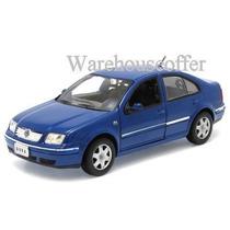 Welly 1:24 2001 Volkswagen Jetta Devuelvo 100 Pesos Efectivo