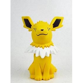 Pokemon Bw Blanco Y Negro Eevee Figura Colección Takara Tom
