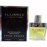 Perfume Alliance Carlos Benaim X 80ml