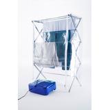 Varal Com Secadora De Roupas Portátil Stang 220v Cor Azul