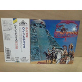 Windchase - Symphinity (cd Japonês - Selo Crime Raro)