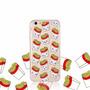 Funda Ojos Locos Papas Fritas Iphone 6 6s 7 Plus + Templado