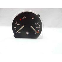 Relógio De Combustível E Temperatura Logus Pointer 93 A 96