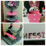 Base Para Ponque,dulces,candi Bar,cupcake,minnie,mickey.