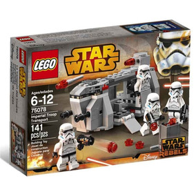Lego Star Wars 75078 Imperial Troop Transport - Mundo Manias
