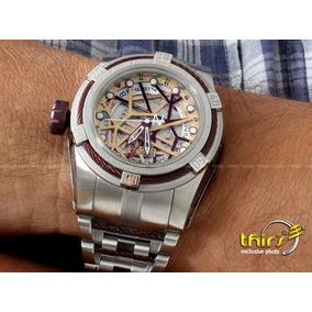 97c842cc688 Relogio Constantin Automatico Skeleton Masculino - Relógios no ...