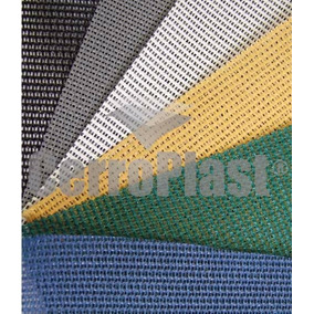 Tela Lona Coversol Microperforado 1,50m De Ancho X 10mts